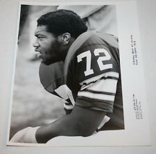 Vintage Original Press Photo Minnesota Vikings James White Oklahoma State