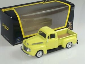 1948 FORD F-1 Pick Up Yellow - 1/43 - Yat Ming