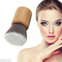 Kabuki Pro Soft Flat Foundation Face Powder Contour Make up Brush Cosmetic Tool