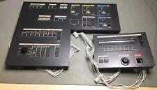 Yamaha electone ME30 Front Panels + PCBs