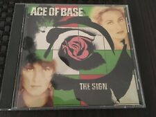 The Sign CD Ace Of Base (1993 Arista Records, Inc.)
