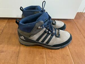 Adidas Waterproof Hiking Shoes Boots Size 6 1/2 Boys