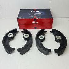 Set Brake Shoes Front Rear Fiat 500 F - L - 126 Raicam For 4340810