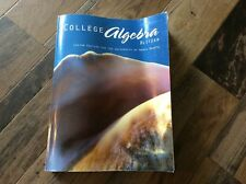 College Algebra 5th Edition Custom Edition für und Blitzer gebraucht kostenlose USA Versand
