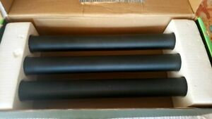 NEW & RARE Body Sculpting System Stick 9lb Weighted Bar 3-piece 3lbs each +BONUS