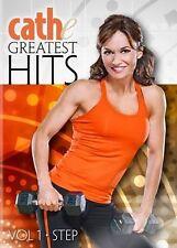Step Aerobics - CATHE FRIEDRICH Greatest Hits Volume 1. STEP DVD