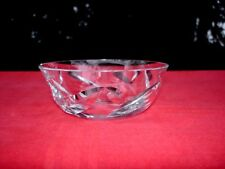 BACCARAT CONSTANTINE BOL RAVIER RAMEQUIN COUPE A DESSERT APÉRITIF CRISTAL TAILLE