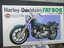 IMAI # B2110 1/12th SCALE HARLEY FAT BOB FXE/F -80  MOTOR BIKE