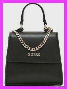 Guess Handbag Purse Crossbody Shoulder Hand Bag Wallet Fanny Belt Mini  Satchel