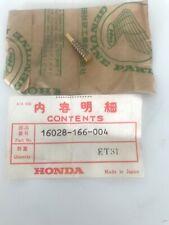 1 Schrauben Set B Vergaser 16028-166-004 MB 50/80 MBX 50/80 MTX 50/80 NSR 50/80