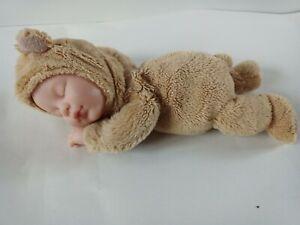 ANNE GEDDES ❤️ Sammlerpuppe Puppe Baby Bär