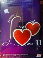SEASONS OF LOVE 11 - BRAND NEW BOLLYWOOD LOVE SONGS MP3 / 50 SONGS