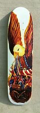 Old school Pool skateboard shape Graphic deal 7ply Canadian maple BALD EAGLE D13