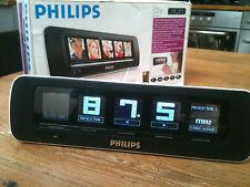 Philips AJL305/12 Radio-réveil Horloge Calendrier Tuner numérique