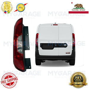 Rear Tail Light Tail Lamp for 2015 2020 RAM Promaster City Left Driver Side