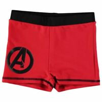 Boys Marvel Avengers Swim Shorts Childrens BOYS AGE 2 - 3 YRS A523-15
