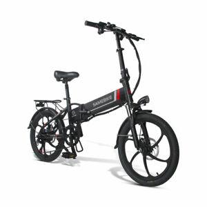 Samebike Smart Folding Elektromoped M-Bike E-Bike 350W 22km/h 10.4Ah 20LVXD30
