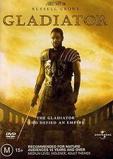 Gladiator - NEW DVD