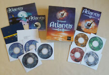 Die Legende Atlantis I + II (Teil 1 & 2) mit BIG BOX (PC-CD-ROM, 2000, Big Box)
