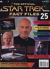 Star Trek Fact Files 25