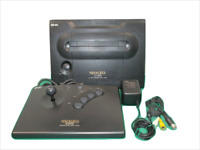 Used JAPAN NeoGeo AES Console System JAPAN Game