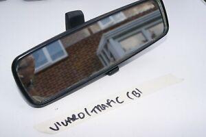 VAUXHALL VIVARO , TRAFIC, PRIMASTAR BLACK DIPPING REAR VIEW MIRROR 2002 - 2014 B