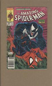 AMAZING SPIDER-MAN #316 LOW GRADE CLASSIC McFARLANE VENOM COVER 1989 COMIC KINGS
