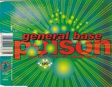 General Base Poison (New Vocal Mixes, 1993, feat. Claudja Barry) [Maxi-CD]