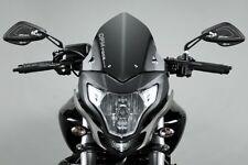 DPM PARE-BRISE WARRIOR ALUMINIUM MOTO HORNET HONDA 600 2011-2012