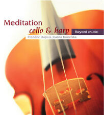 Meditation: Cello & Harp [New CD]