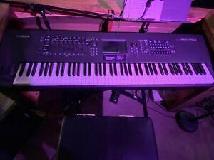 Yamaha Montage 8 88-key Workstation Keyboard Synthesizer