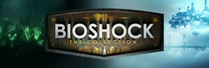 BioShock: The Collection STEAM CD Key - REGION FREE