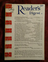 Readers Digest July 1969 Tallulah Bankhead Anita Loos Ted Williams Twin Towers
