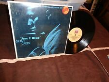 GRANT GREEN AM I BLUE JAZZ REISSUE LP RECORD