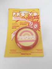 Vintage Pro Yo, Yo-Yo, Whizz, 1983, NOS, ORANGE
