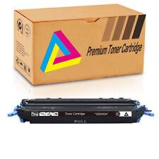 Black Q6000A 124A Toner Cartridges For LaserJet 1600 2600n 2605 2605dtn Printer