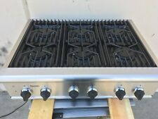 New listing Thermador Gps366S 36 inch Gas Cooktop
