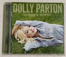 Dolly Parton Halos & Horns CD Europa  2002