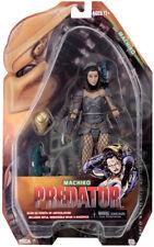 "Neca Predator Series 18 MACHIKO 7"" Scale Action Figure NEW Authentic Comics"