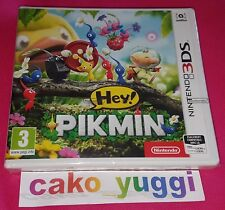 HEY! PIKMIN NINTENDO 3DS NEUF SOUS BLISTER VERSION FRANCAISE