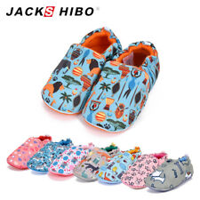 Baby Walking Boys Girls Winter Home Shoes Infants Toddler Animals Warm Slippers