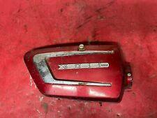 Yamaha XS650 Right Side Cover  XS 650 XS1  XS2  1972 1971