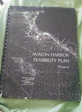 Avalon Harbor Feasibility Plan William Pereira