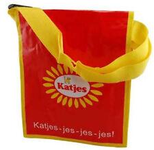 KATJES Retro Tasche 37x30cm Unbenutzt neu Original Sammler Werbeartikel