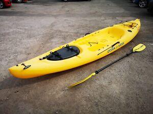sit on top kayak used