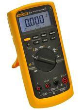 Calibration OF Fluke Multimeter  in  ISO9001 certified lab