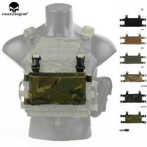EMERSON Tactical Chest Rig Bags SS Style Micro Fight Chassis MK4 Magazine Pouch