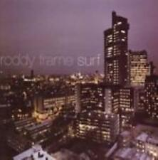Roddy Frame: Surf w/ Artwork MUSIC AUDIO CD Rock & Pop Cooking Vinyl Records 13t