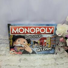 Monopoly For Sore Losers Board Game New 2020 Toy Kid Gift