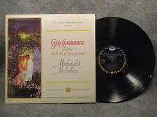 33 RPM LP Record Guy Lombardo Midnight Melodies Living Sound Records SYS 5087
